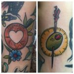 tattoo chosen art studio penny olive traditional arizona glendale