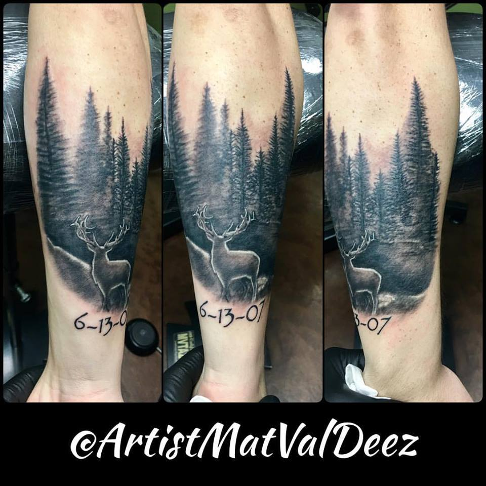 Mat ValDeez - Chosen Art Tattoo - Best Tattoo Shop in Glendale, AZ
