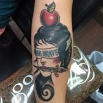 Chosen Art Tattoo Shop Glendale Arizona tattoo traditional american