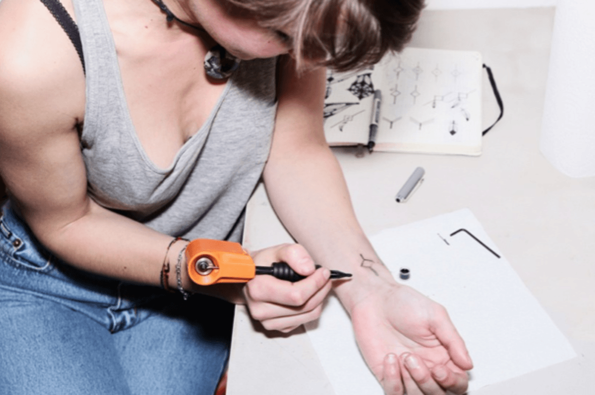 Truth about DIY Tattoo Kits.