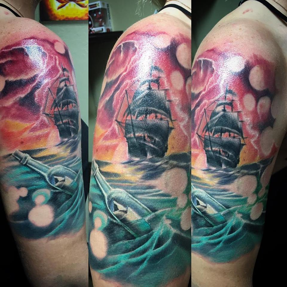 Jake McKeen - Chosen Art Tattoo - Best Tattoo Shop in Glendale, AZ