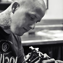 "Eric ""Trouble"" Jones - Tattoo Artists - Chosen Art Studio"