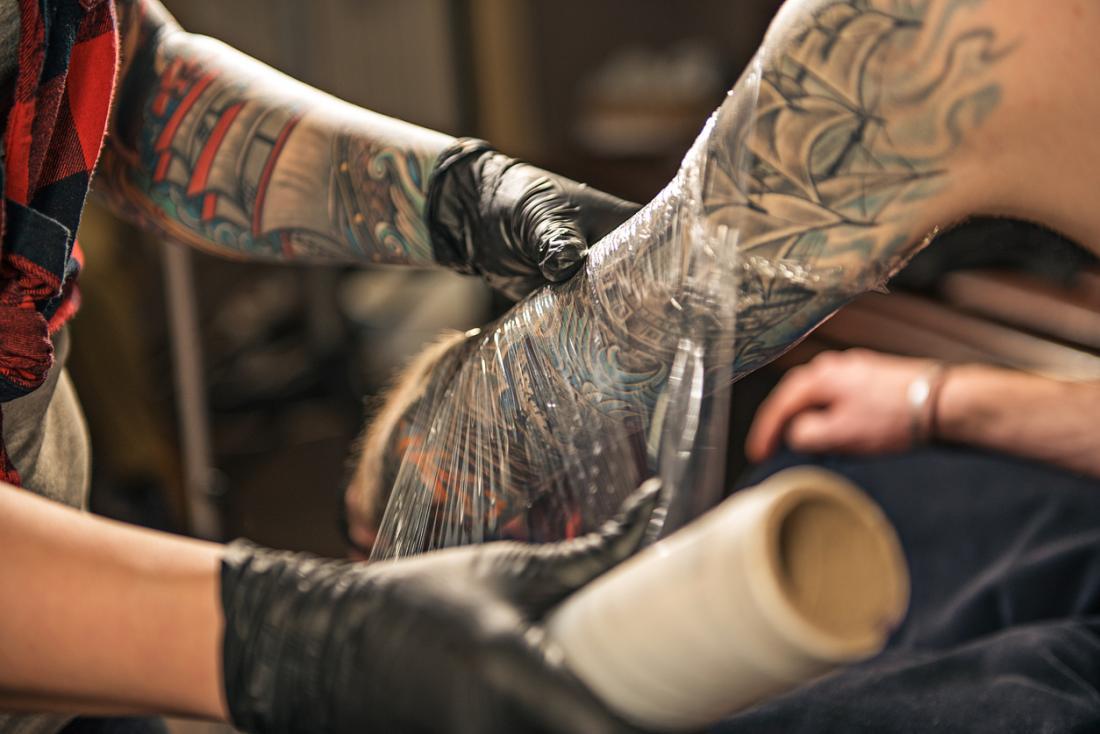 Tattoo Aftercare Essential Guide - Chosen Art Tattoo