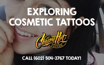 Looking for Cosmetic Tattoos?