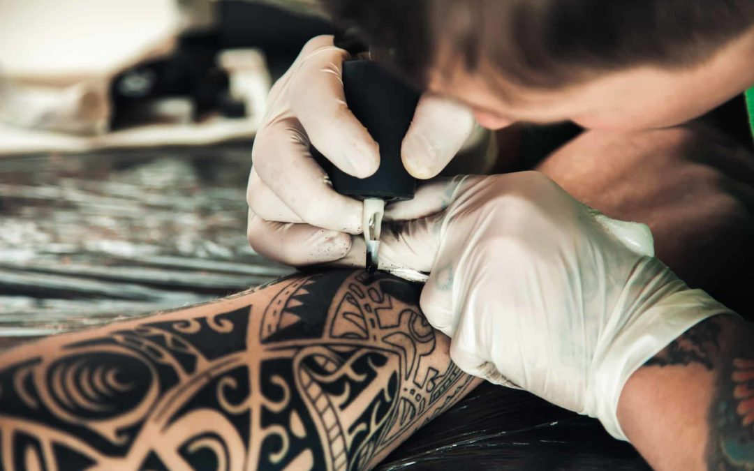 5 Hot Tattoo Trends for 2018 and Beyond