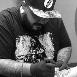 Artemis - Tattoo Artist at Chosen Art Tattoo - Tattoo Shop in Glendale, AZ