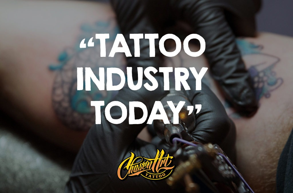 Tattoo Industry Going Into 2019