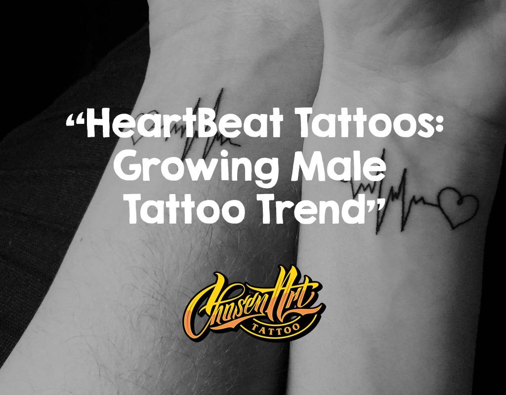 f1e1eaf7906d6 Heartbeat Tattoos: A Growing Tattoo Trend For Men