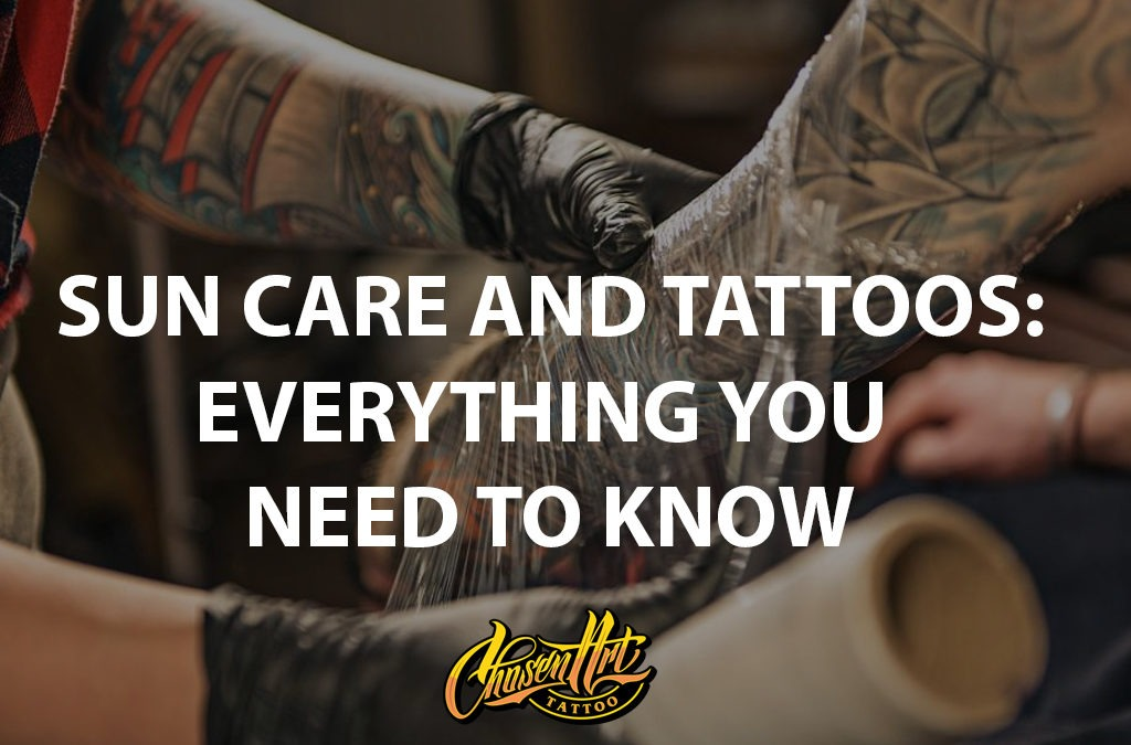 The Truth About Sun Care And Your Tattoos